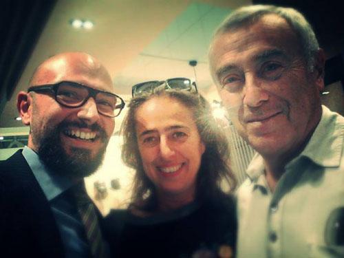 Francesco Catalano e Giuseppe Villani