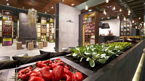 Novoceram Tiles & Food